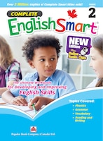Popular Complete Smart Series: Complete Englishsmart (new Edition) Grade 2: Canadian Curriculum English Workbook