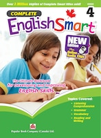 Popular Complete Smart Series: Complete Englishsmart (new Edition) Grade 4: Canadian Curriculum English Workbook