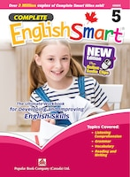 Popular Complete Smart Series: Complete Englishsmart (new Edition) Grade 5: Canadian Curriculum English Workbook