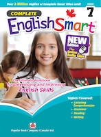 Popular Complete Smart Series: Complete Englishsmart (new Edition) Grade 7: Canadian Curriculum English Workbook