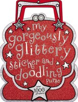 My Gorgeously Glittery Sticker And Doodling Purse (978178065617) photo
