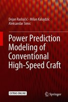 Power Prediction Modeling Of Conventional High-speed Craft