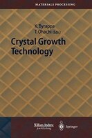 Crystal Growth Technology (978354000367) photo
