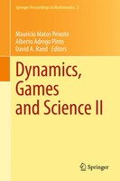 Dynamics, Games and Science II: Dyna 2008, In Honor Of Mauricio Peixoto And David Rand, University Of Minho, Braga, Portugal, Sept