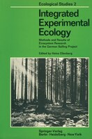 Integrated Experimental Ecology: Methods and Results of Ecosystem Research in the German Solling Project