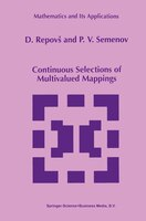 Continuous Selections of Multivalued Mappings