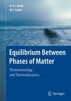 Equilibrium Between Phases of Matter: Phenomenology and Thermodynamics