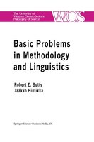 Basic Problems in Methodology and Linguistics: Part Three of the Proceedings of the Fifth International Congress of Logic, Methodo