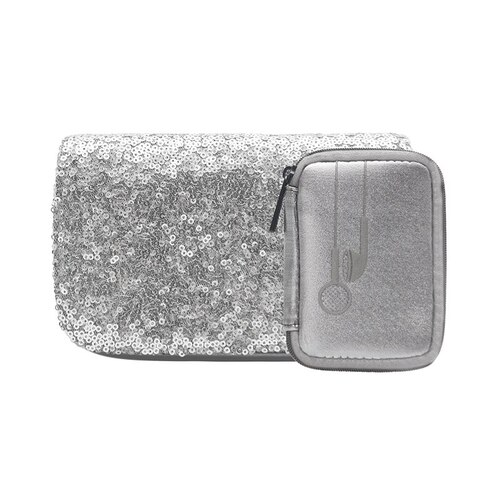 Metallic Electronics Travel Case   Gifts for Travelers