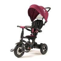 QPlay Rito Plus Folding Stroller/Trike Burgundy
