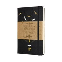 Moleskine Limited Edition Notebook Harry Potter Large Ruled Leviosa