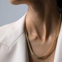 Jenny Bird - Biggie Chain Necklace, Gold