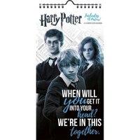Harry Potter Vertical Wall Calendar
