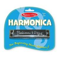 Melissa_&_Doug_Beginner_Extra-Large_Metal_Harmonica