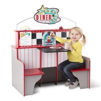 Melissa_&_Doug_DoubleSided_Wooden_Star_Diner_Restaurant_Play_Space