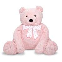 Melissa_&_Dougr_Lifesize_Plush_Animal_Teddy_Bear_Pink