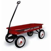 Radio Flyer(r) Classic Red Wagon