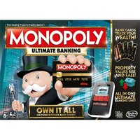 Monopoly Ultimate Banking Edition Board Game