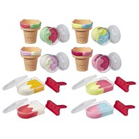 Play-Doh Frozen Treats Ice Cream and Ice Pops Playset