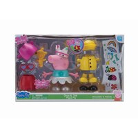 Peppa Pig Talking Figure Dress-Up