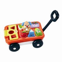 Laugh & Learn(r) Pull & Play Learning Wagon