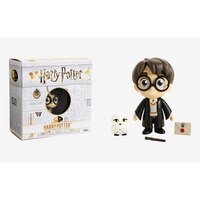 Funko 5 Star Harry Potter Doll with Iconic Accessory Harry Potter