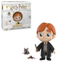 Funko 5 Star Harry Potter Doll with Iconic Accessory Ron Weasley