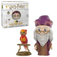 Funko 5 Star Harry Potter Doll with Iconic Accessory Albus Dumbledore