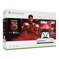 XBOX ONE S 1TB NBA 2K20 BUNDLE