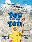 Book Peg and the Yeti by Kenneth Oppel