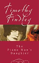 Book Piano Mans Daughter Special Edition by Timothy Findley