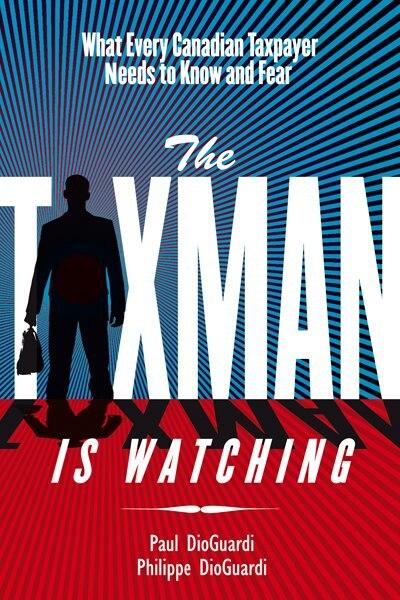 Taxman Is Watching by Paul Dioguardi