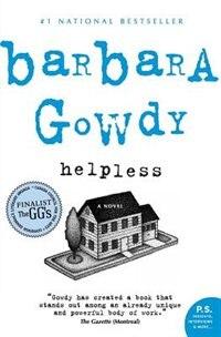 Book Helpless by Barbara Gowdy