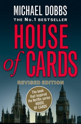 Book House of Cards by Michael Dobbs