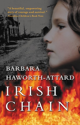 Book Irish Chain by Barbara Haworth-Attard
