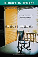 Book Sunset Manor by Richard B. Wright
