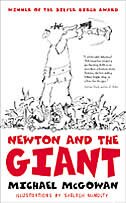 Book Newton and the Giant by Michael McGowan