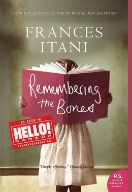 Book Remembering the Bones by Frances Itani
