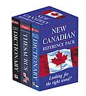 Book The Canadian Reference Pack by Collins
