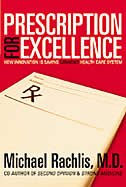 Book Prescription for Excellence by Michael Rachlis