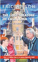 Book Lost Treasure of Casa Loma by Eric Wilson