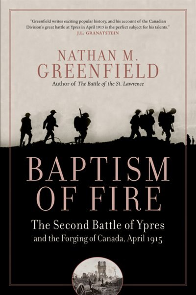 Baptism of Fire by Nathan M. Greenfield