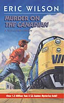 Book Murder On The Canadian  Mm by Eric Wilson
