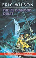 Book Ice Diamond Quest, The  Mm by Eric Wilson