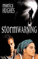 Book Storm Warning by Monica Hughes