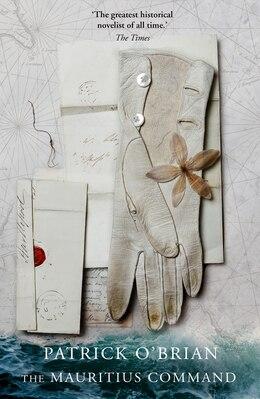 Book Mauritius Command #4 by Patrick O'Brian