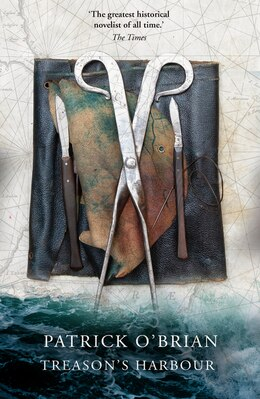 Book Treasons Harbour #9 by Patrick O'Brian