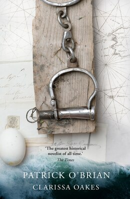 Book Clarissa Oakes by Patrick O'brian