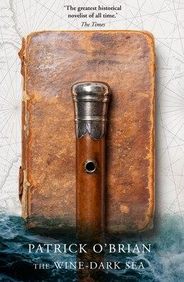 Book The Wine-Dark Sea by Patrick O'brian
