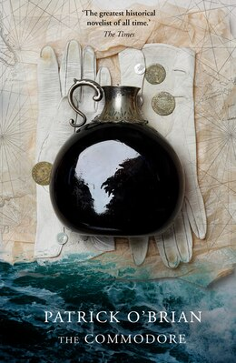 Book The Commodore by Patrick O'brian